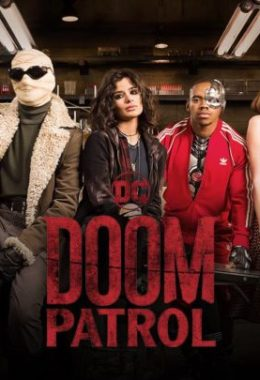 Doom Patrol Season1 ซับไทย Ep.1-15